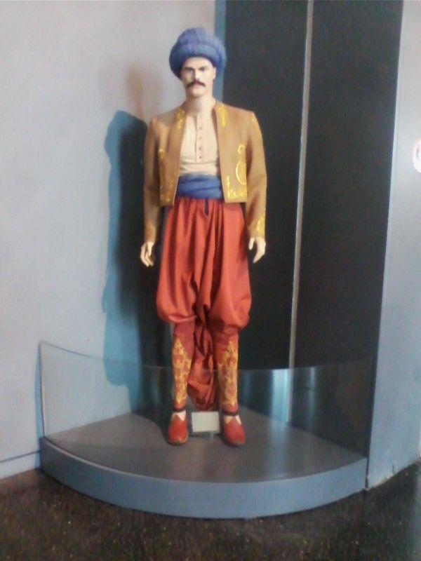 Osmanli denizcisi.