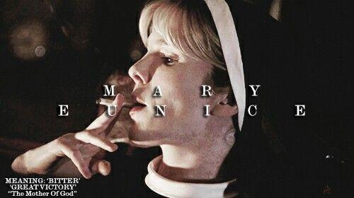 Mary Eunice