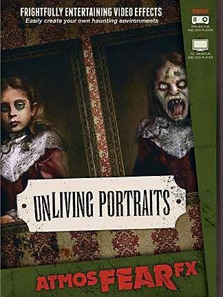 UNLIVING PORTRAITS