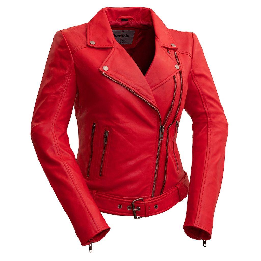 Women S Whet Blu Chloe Asymmetrical Leather Jacket In 2021 Leather Jackets Women Asymmetrical Leather Jacket Leather Jacket [ 1024 x 1024 Pixel ]