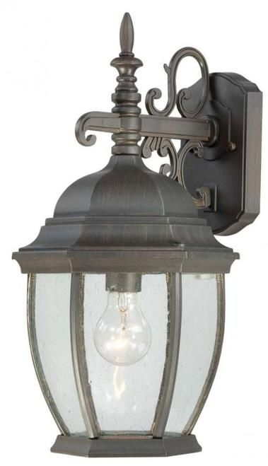 Thomas 1 Light Cast Aluminum Outdoor Post Lantern In
