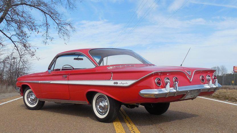 1961 Chevrolet Impala Bubble Top | S165.1 | Houston 2016 | Mecum Auctions