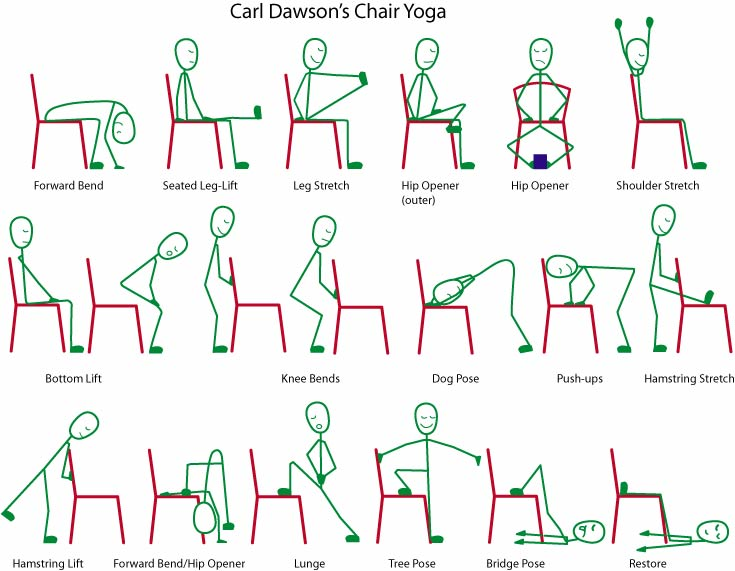 Chair Yoga Poses For Seniors In 2020 Chair Yoga Yoga For Seniors Chair Pose Yoga