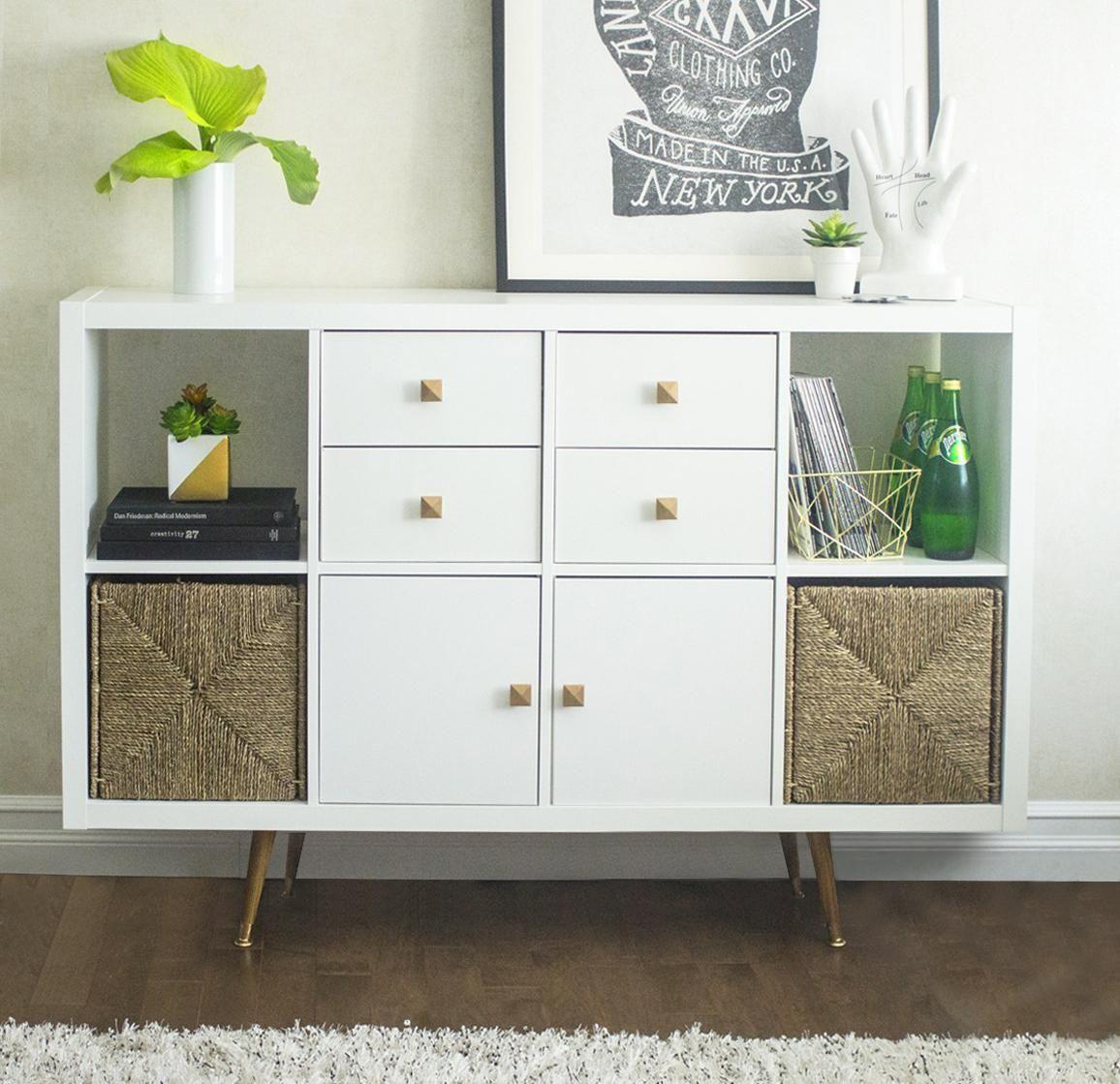les 30 meilleurs détournements de meubles ikea | maison | pinterest