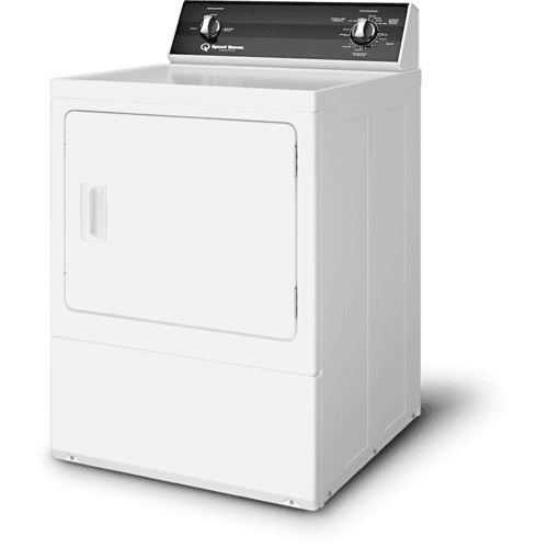 Speed Queen White Dryer Dr3 Electric In White In Carthage Tn Speed Queen Dryer Laundry Room Layouts Speed Queen Washer