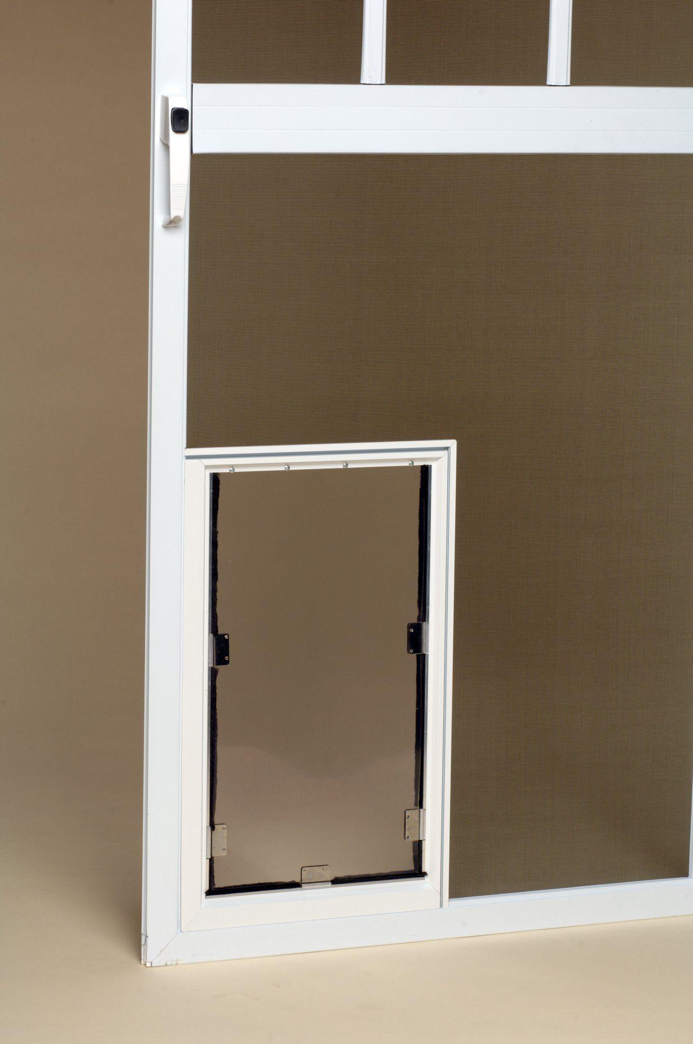 Hale Pet Door for Screens in 2020 Pet screen door, Pet