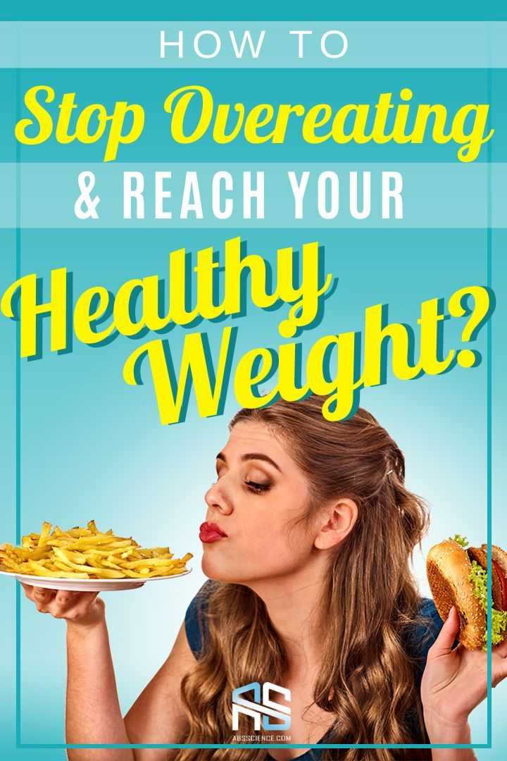 How to Stop Overeating During Weight Loss Dieting?