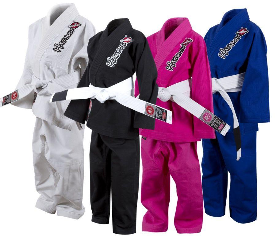 Hayabusa Youth Jiu Jitsu Belt
