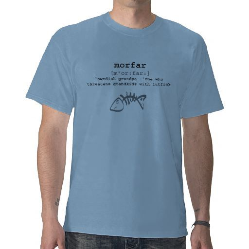 Morfar T Shirt