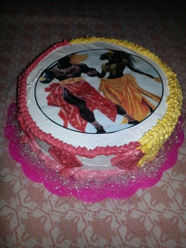 Torta Shango Y Oshun Bolos Religiosos Bolos De Aniversário Bolo