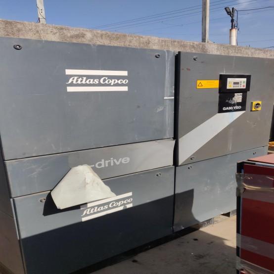 Atlas Copco GA90 VSD Screw Air Compressor Air compressor
