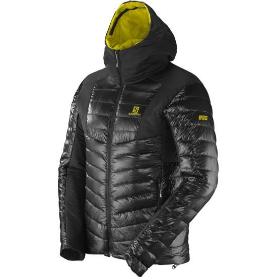 S Lab X Alp Down Hoodie M Mens Jackets Jackets Hiking Outfit