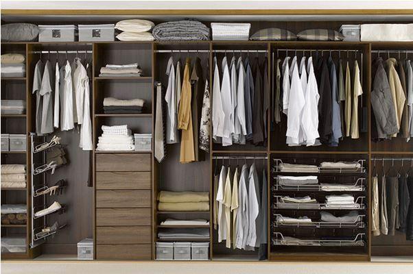 Wardrobe Interiors Guide Wardrobe Internal Design Fitted