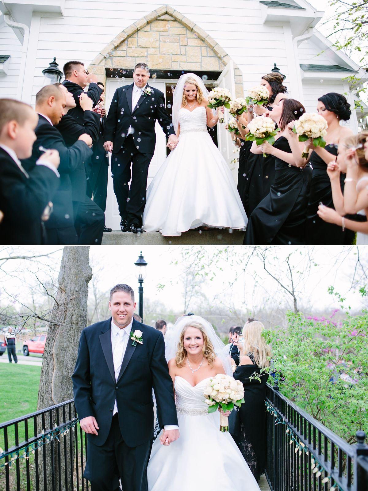 Angie And Joeys Hawthorne House Wedding In Parkville Missouri