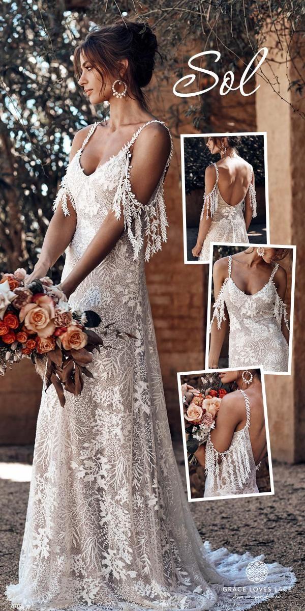 Grace Loves Lace Wedding Dresses Amazing Shoots   Wedding Forward