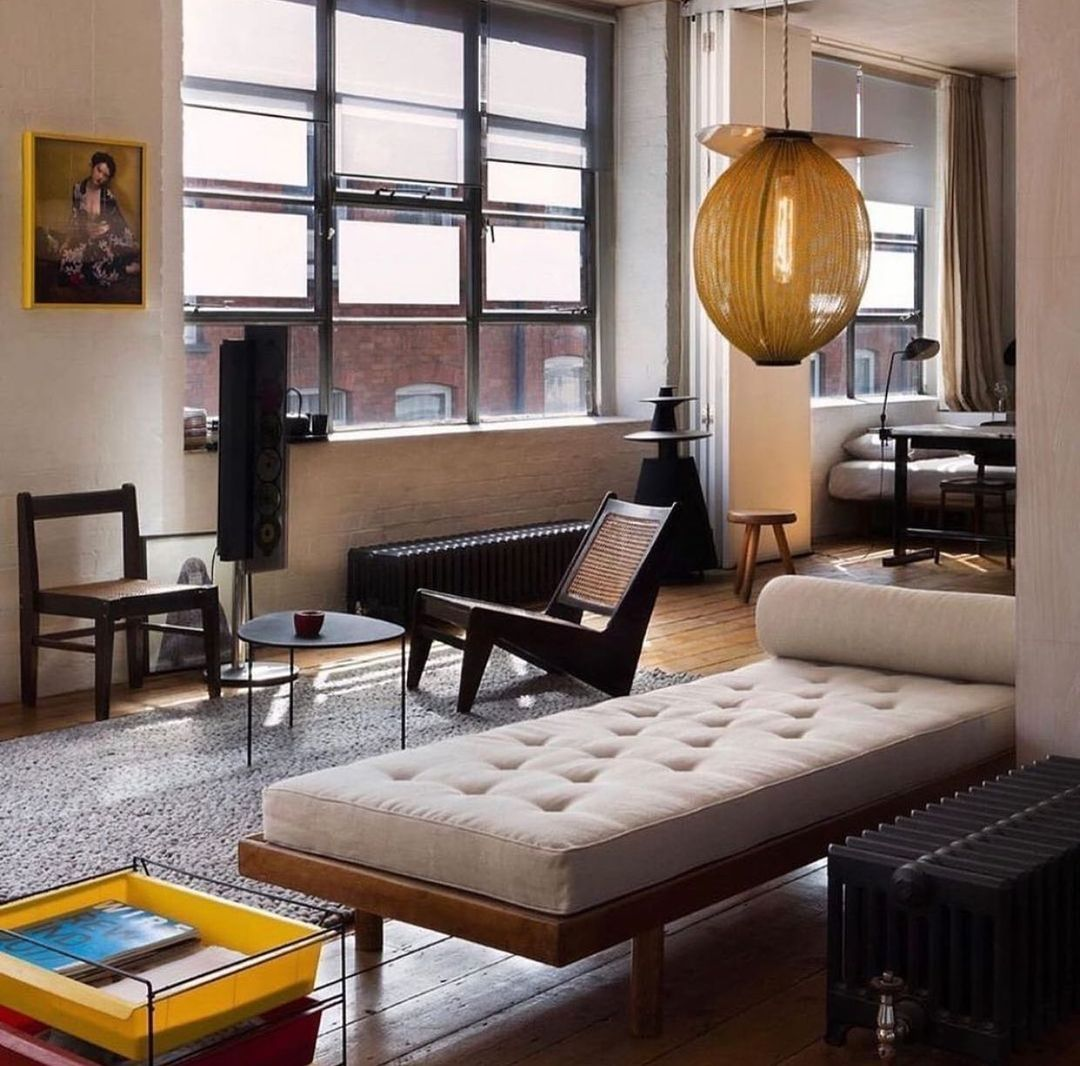 #interiors #interiordesign #design #frenchmodernism #midcenturymodern #architecture #homedecor #decor #lifestyle #instadaily #inspiration…