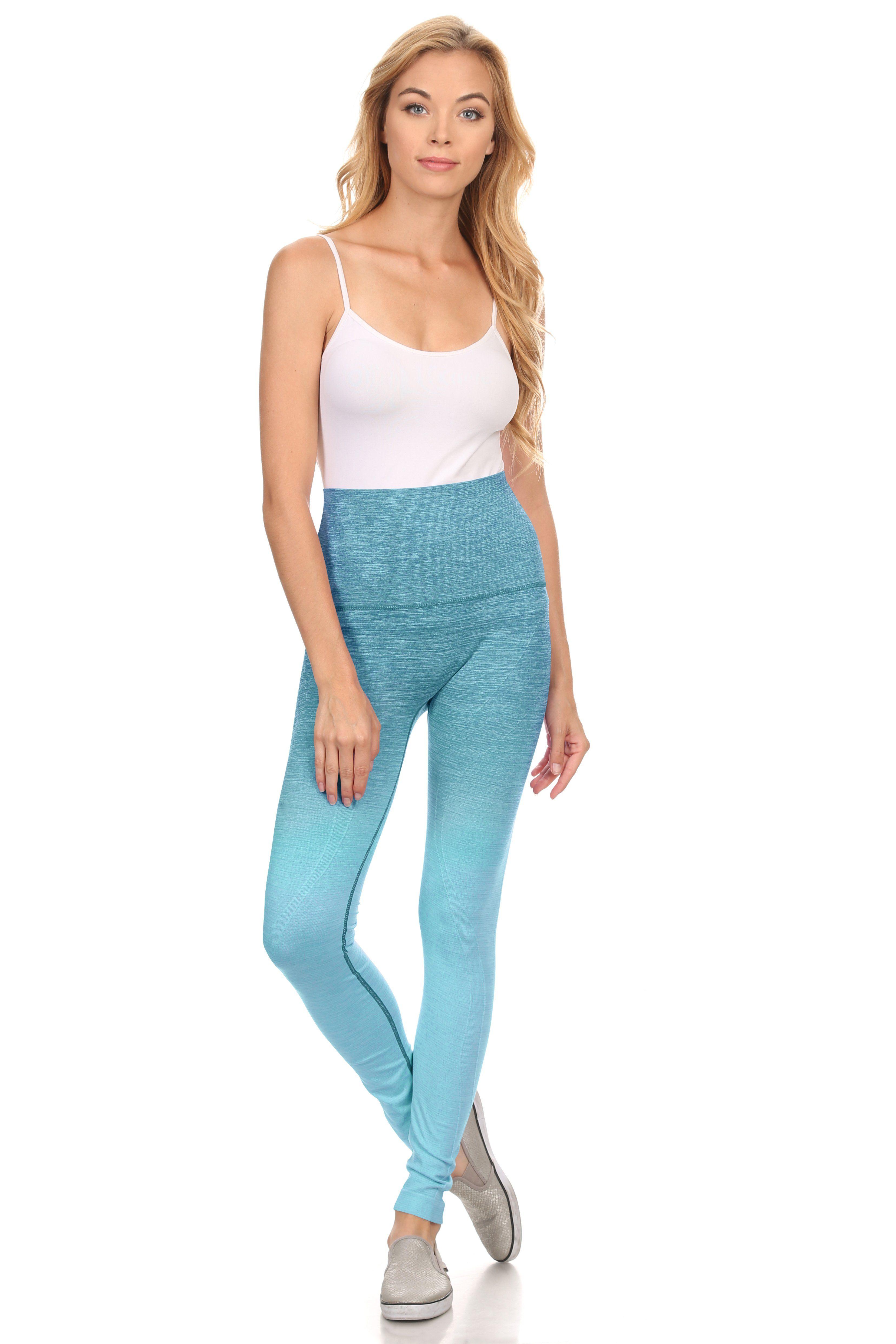 9c2365a6ffd5d Simlu Running Workout Leggings Fold Over Pants Yoga Pants Leggings for Women