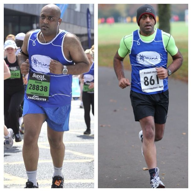 I Don't Mind Running, I Love It - Ro's Year On The Run for @Mind #mentalhealth