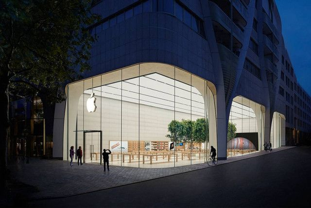 Sleepless Nights For Resellers Apple May Increase Its Retail Presence In India Apple Store Store Design Apple Store Design
