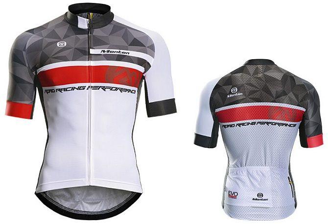Unique Cycling Jersey Olahraga Desain