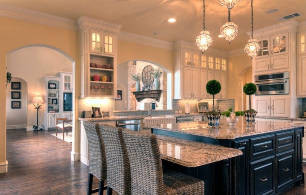 17 best images about kitchen with large island on pinterest kitchens with islands floors kitchen and luxury kitchens - Kitchen Island Plans