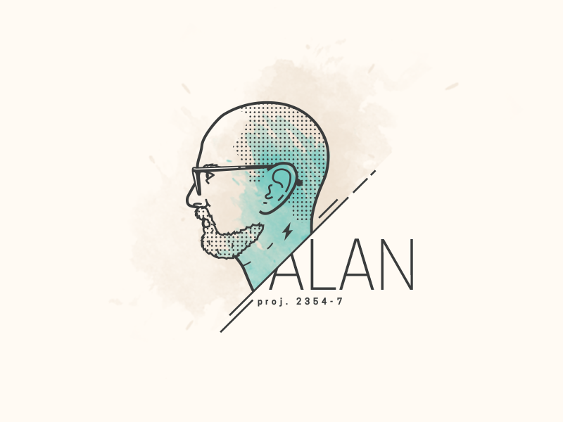 Some style testing I did a couple months ago here at Chaotic Moon. This is a quick vector of my coworker @Alan Defibaugh