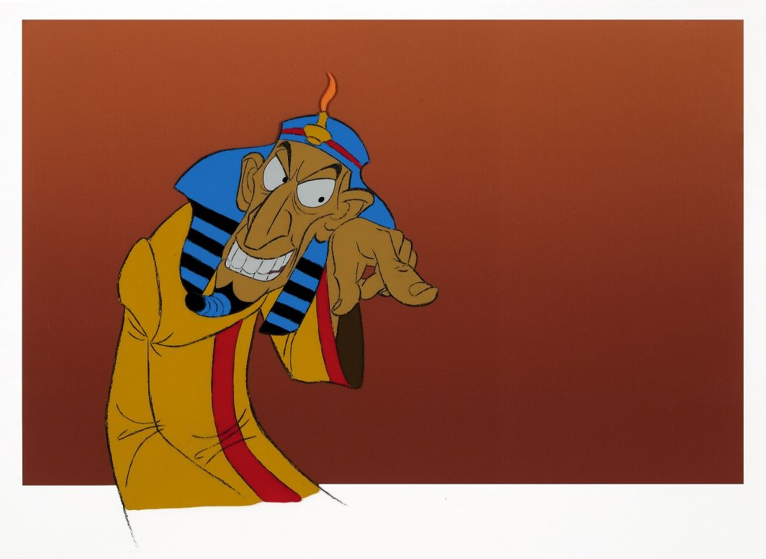 Uderzo- Asterix  Comic Art
