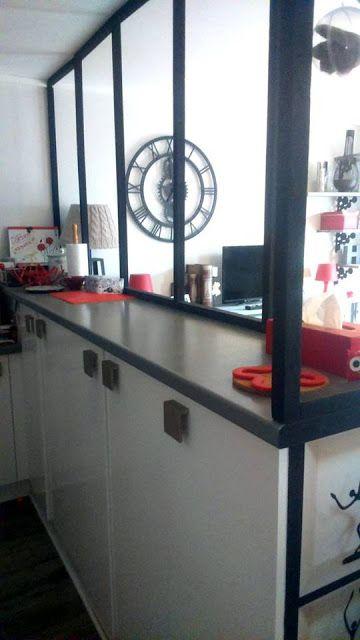 Idée déco rénovation  Une cuisine un peu vieillotte ? Des idées DIY