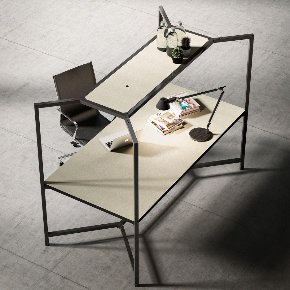 Hub By Fantoni Furniture Pinterest Espacios De Trabajo  # Muebles Fantoni