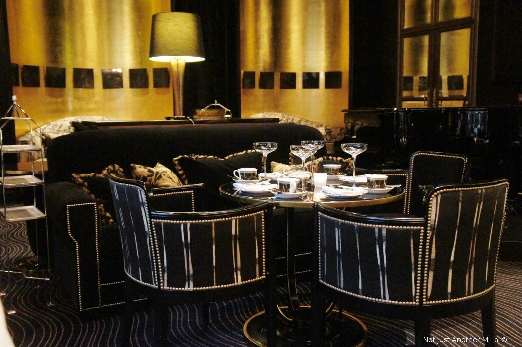 Art Decadent Afternoon Tea At The Savoy London