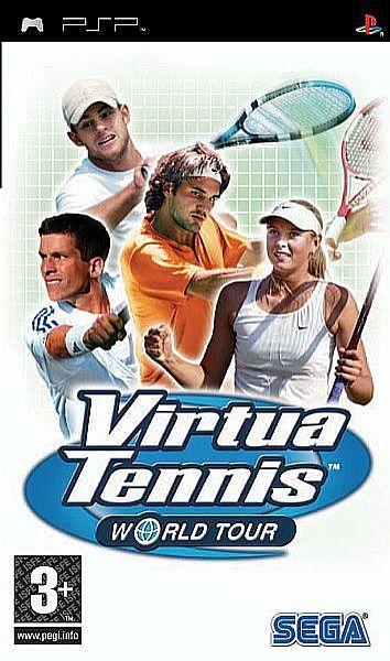Virtua Tennis World Tour Español Psp Eur Game Pc Rip Juegos Pc Descarga Juegos Sistema De Entretenimiento