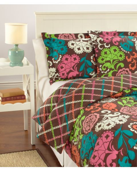Reversible Comforter Set Full Queen Vera Bradley In Lola