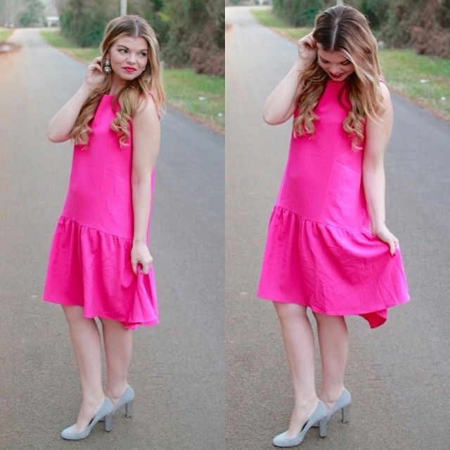 Because pink is beautiful... And so are you! ���    #OOTD #wiw #stylediaries #pinkis... @liketoknow.it www.liketk.it/Jo1m #liketkit