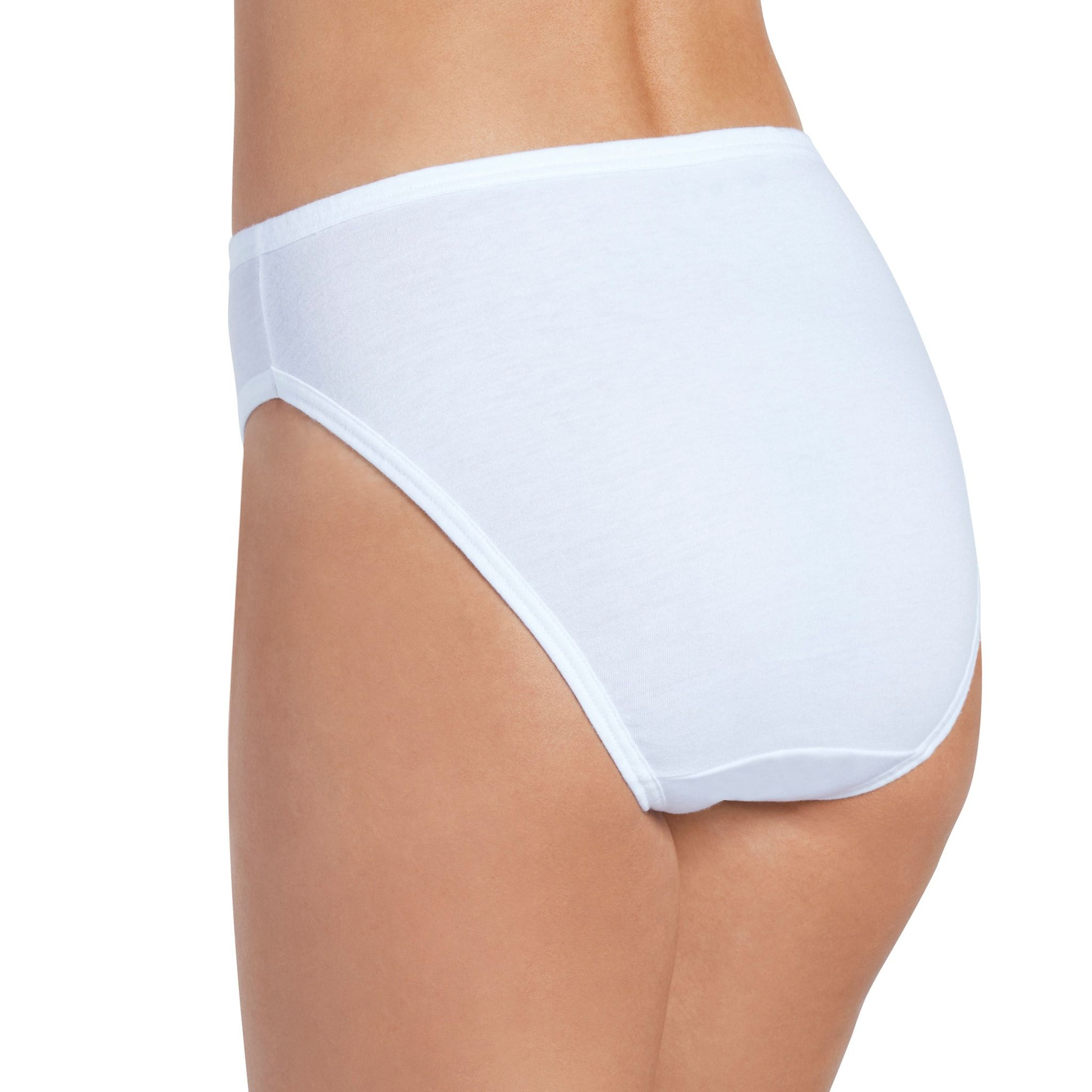 751a4eec600 Plus Size Jockey Elance 3-pk. French Cut Panties 1485  Elance