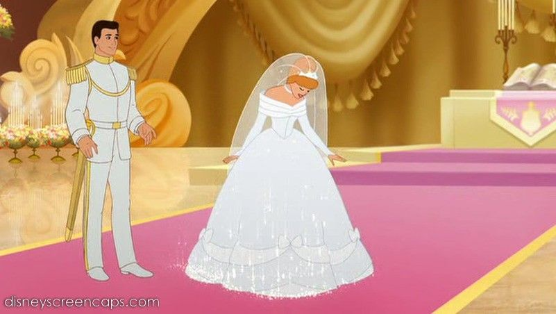 Cinderella Wedding Gowns   Disney Princess What wedding dress looks ...