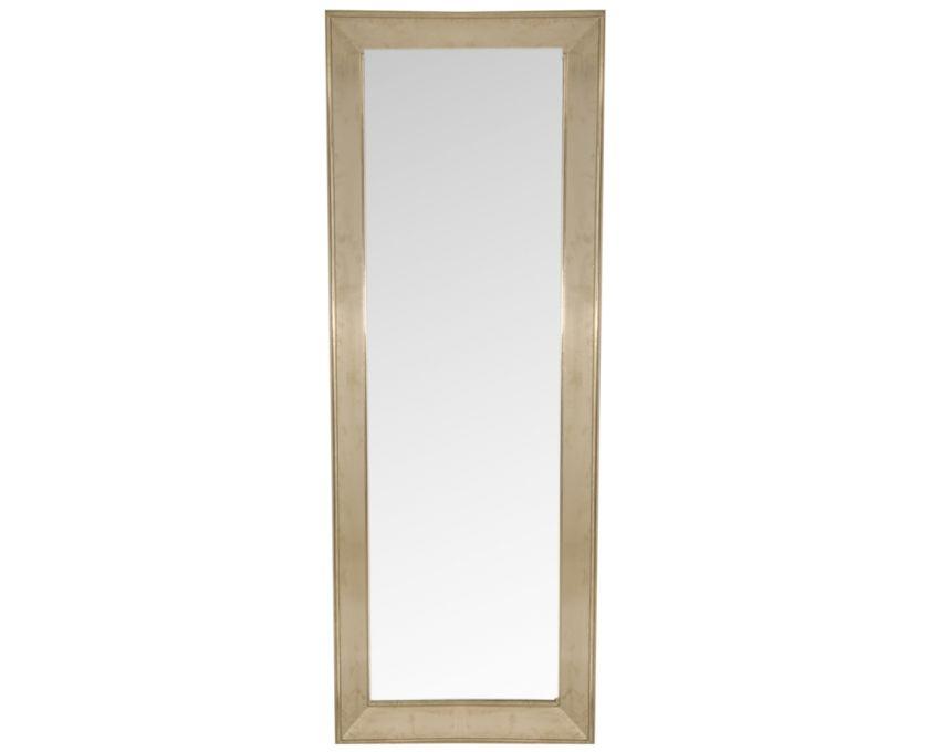 White Metal Rectangular Mirror - Homeware | Weylandts ...