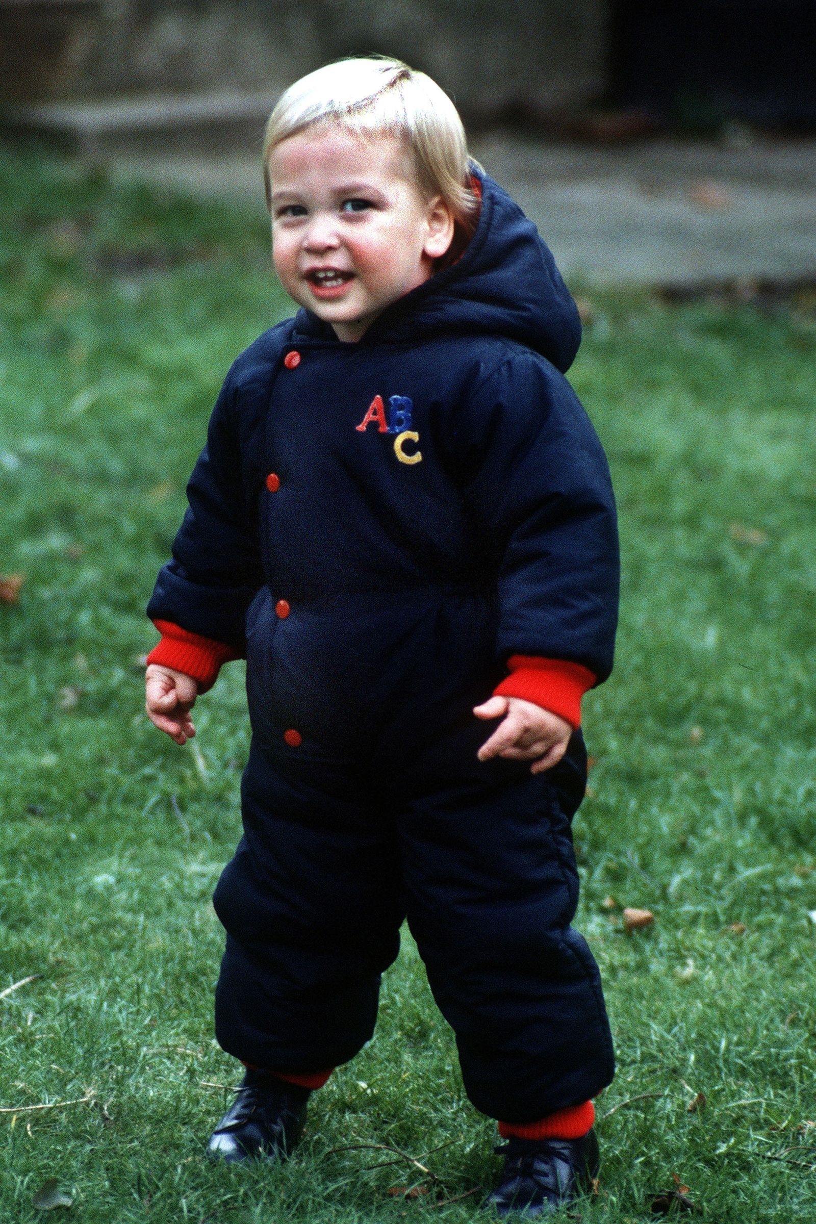 Prince William's Royal Life in Photos Prince william and