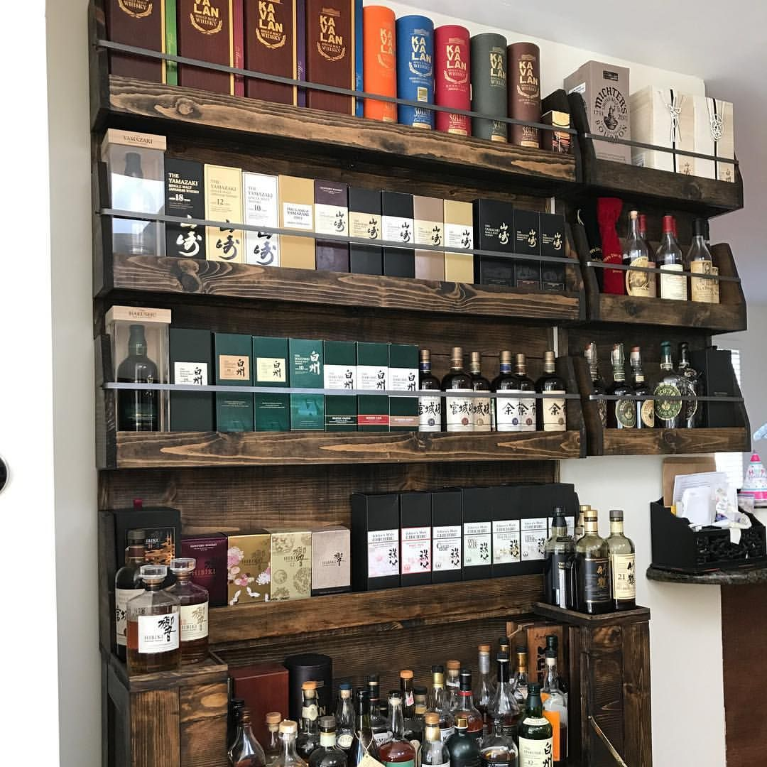 Pin by Matthew Cawson on DIY Whiskey room, Alcohol