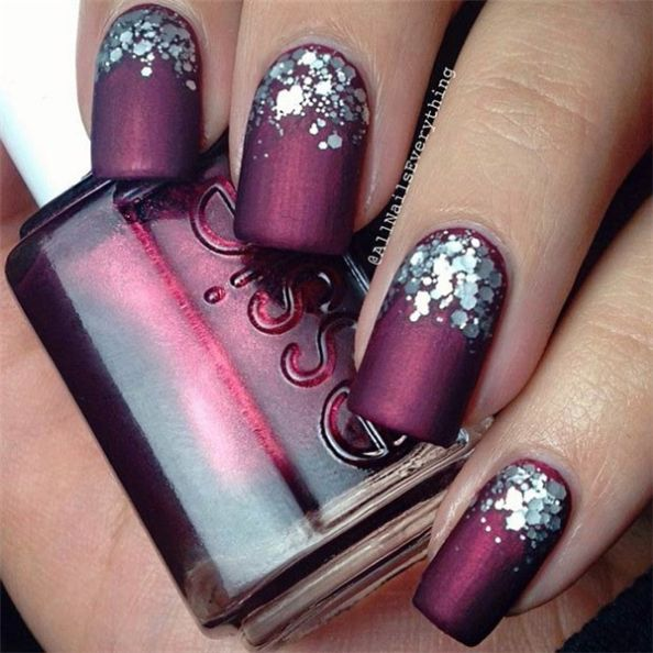 love this beautiful stylish nail design for 2016. I really like #25 ...