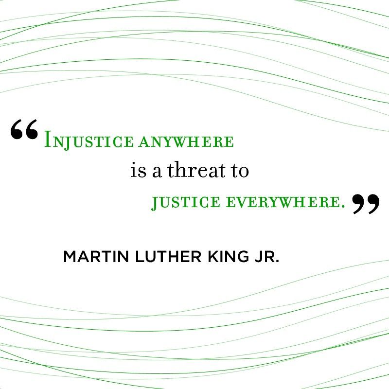 Injustice Anywhere Is A Threat To Justice Everywhere Martin Luther King Jr Martin Luther King Jr King Jr Martin Luther King