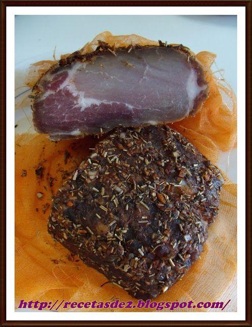Recetas De Una Gatita Enamorada Lomo Semi Curado Blogs De Comida Lomo De Cerdo Cerdo Relleno