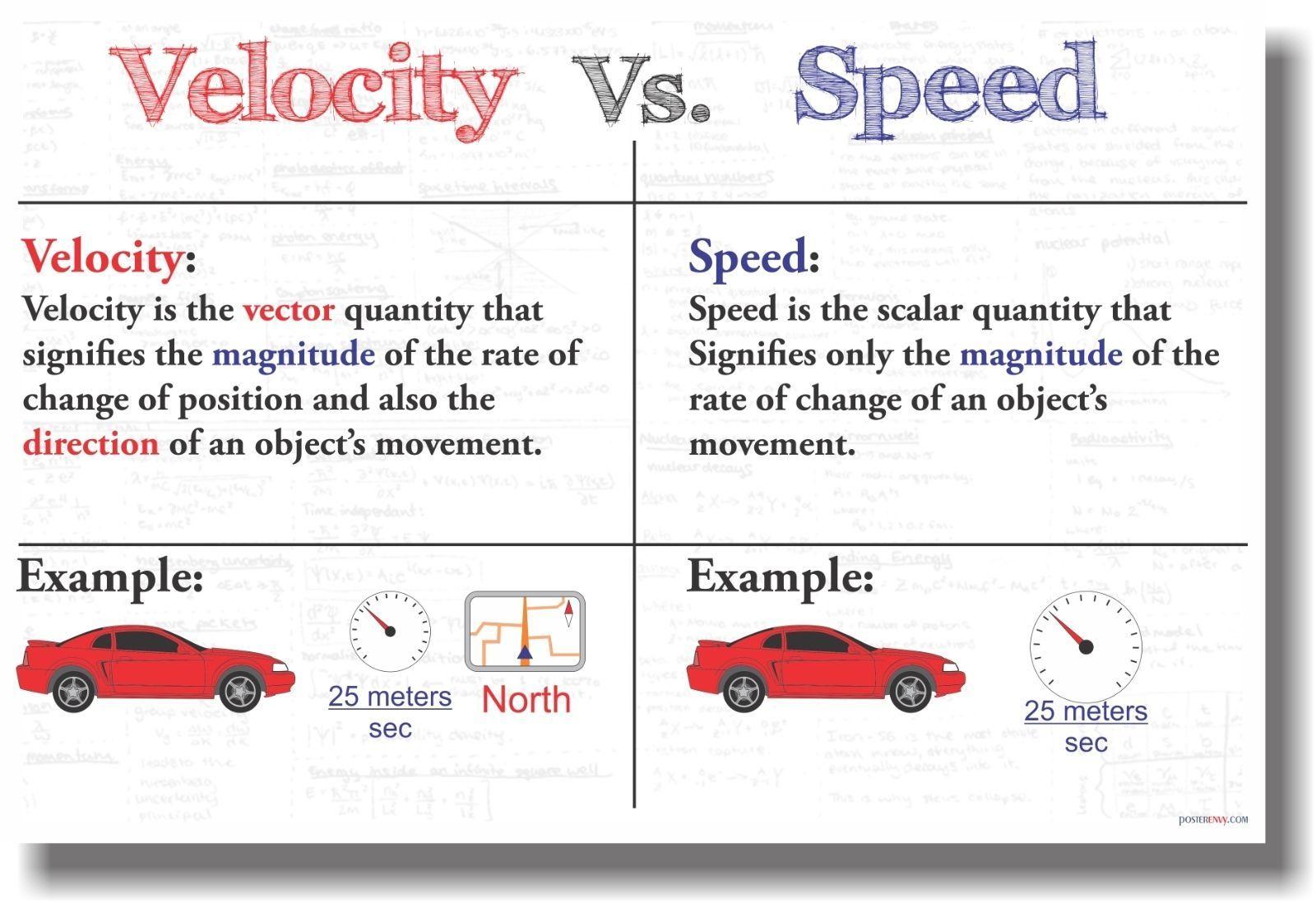 Vector Versus Scalar