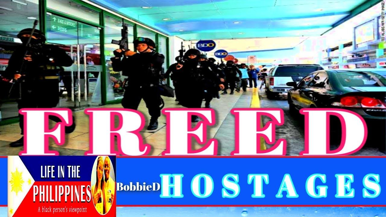 Greenhills Hostages Freed In Manila (2020) in 2020 Free