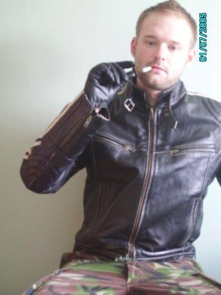 Smoking gay men fetish