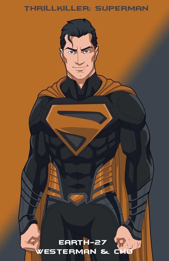 00bb8dd6720 Thrillkiller Superman - Clark Kent by Roysovitch on DeviantArt