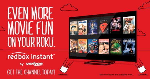 Redbox Instant Channel Lands On Roku Film music books