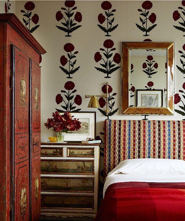 Bedroom Decorating Ideas Red Bedroom Wallpaper Canada Bedroom Bench Argos Villa Bedroom Interior: 2015 International Show Sneak Peek With Michael Boodro