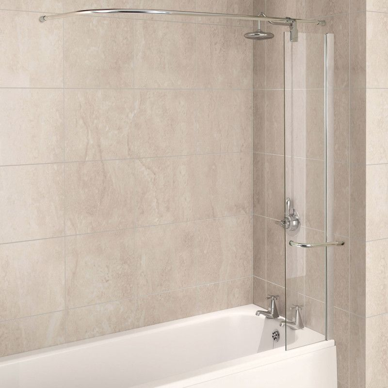 bath shower screen screens curved pinterest and | Home Design ...