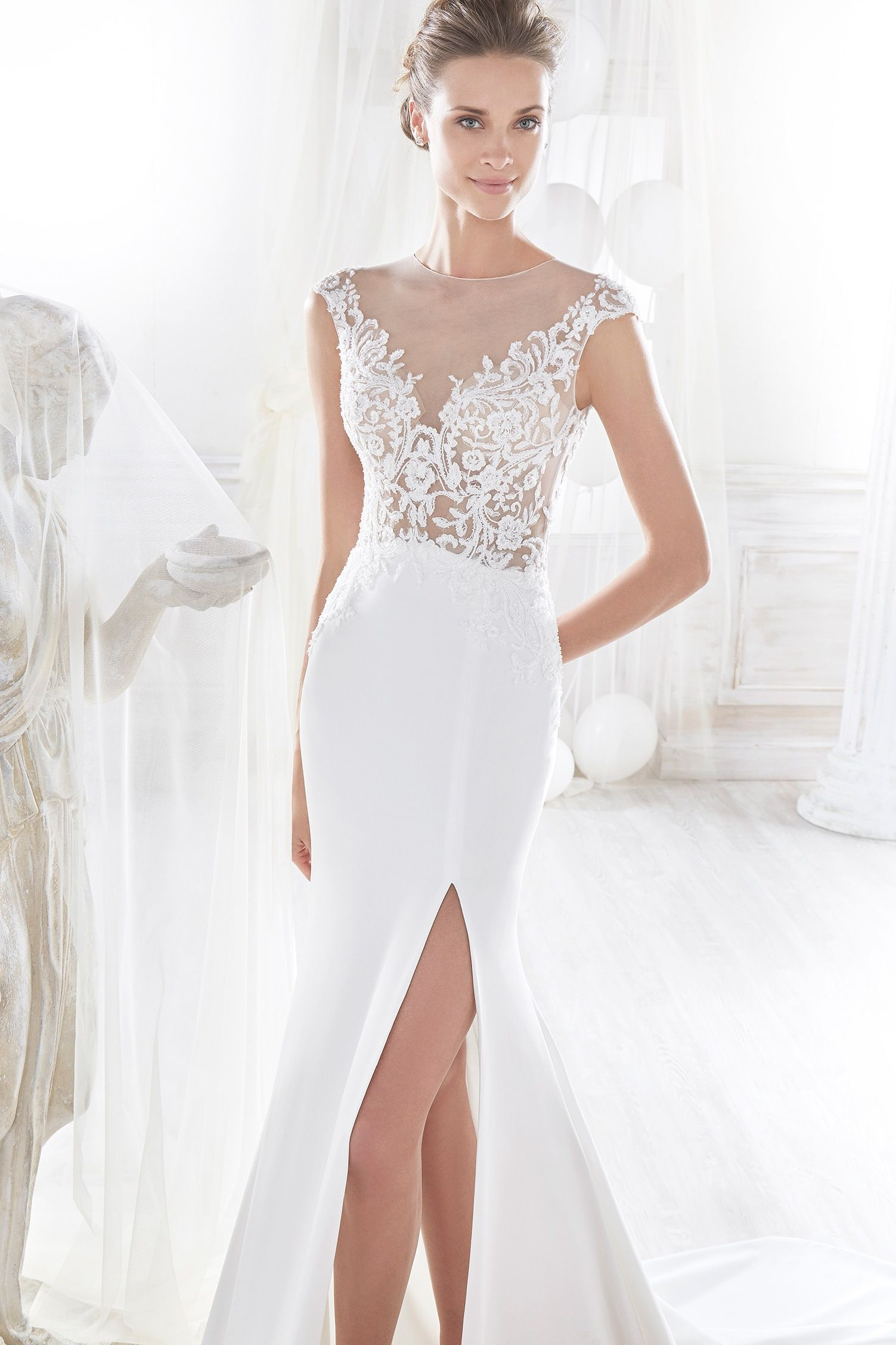 Nicole bridal collection niab at last pinterest