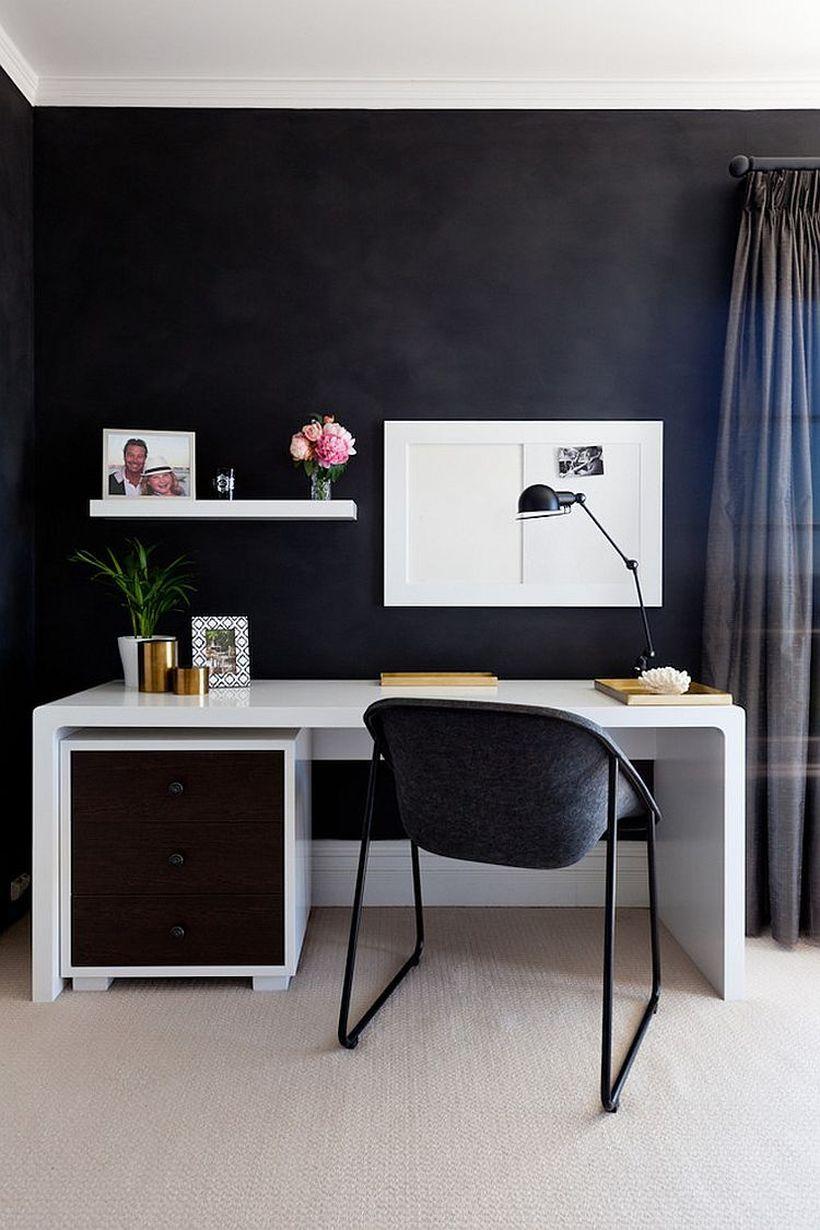 20 Adorable Modern Home Decoration Ideas #dunkleinnenräume